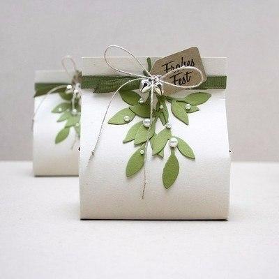 Подарочная упаковка-пакет 0