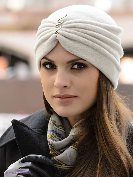 Шьем теплые красивые шапочки 0
