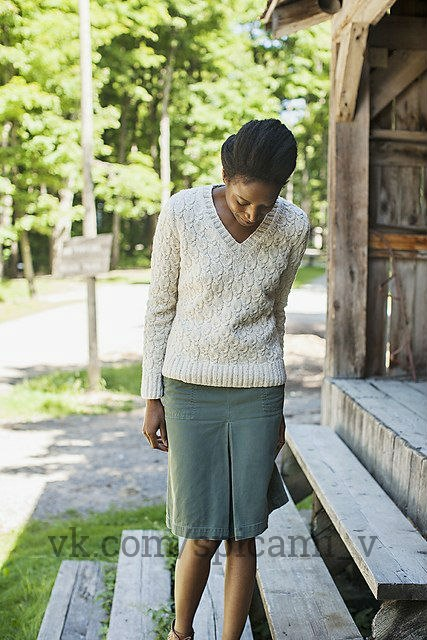 Пуловер Emery от Michel Wang 1