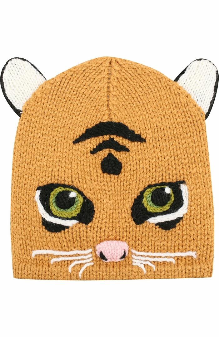 Интересные идеи для вязаных шапок от известных брендов ...