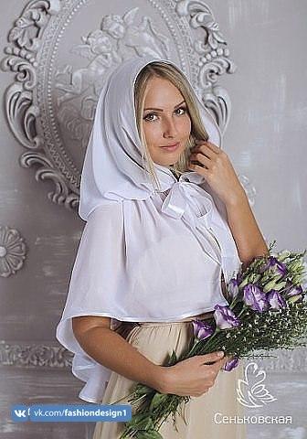 Красивый и удобный платок для Рождества 0