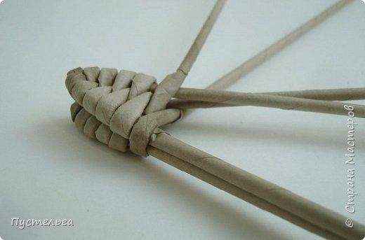 Плетение из газет ящерицы: мастер-класс от мастерицы Пустельга 2