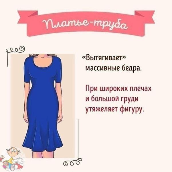 Как выбрать идеальное платье под свой тип фигуры 0