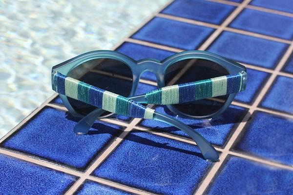 Как украсить солнцезащитные очки: дорого на вид и дешево на деле 8