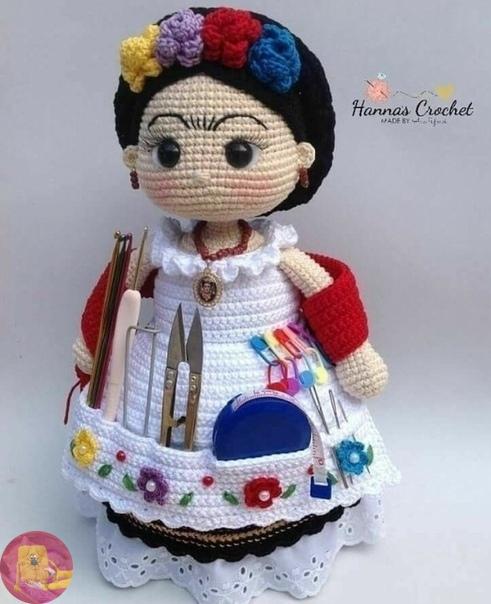 Куколка - органайзер 0