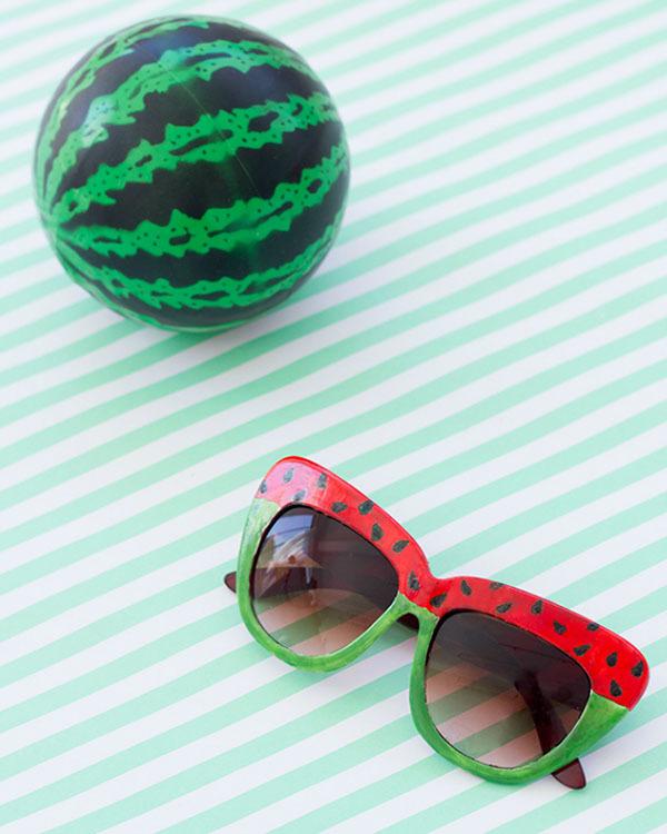 Как украсить солнцезащитные очки: дорого на вид и дешево на деле 7