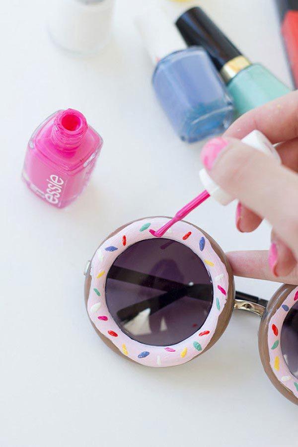 Как украсить солнцезащитные очки: дорого на вид и дешево на деле 6