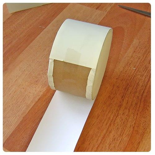 Как сделать круглую коробки своими руками