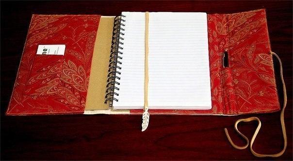 Личный дневник как сделать обложку