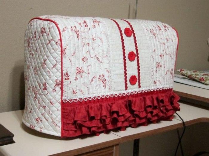 Чехол для швейной машинки сшить своими руками