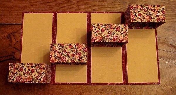 Как сделать коробку для мелочей своими руками поэтапно 48