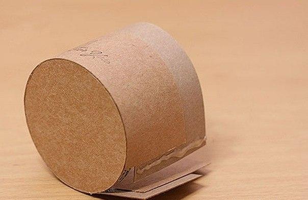 Изготовим круглые картонные коробки купить Paketibuys.ru 2017