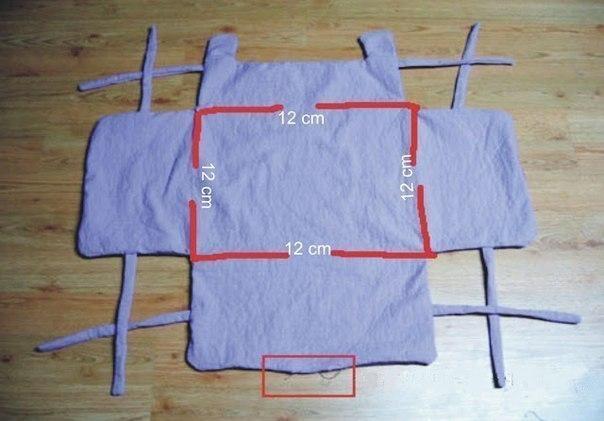 Подушка-лежанка для домашнего питомца