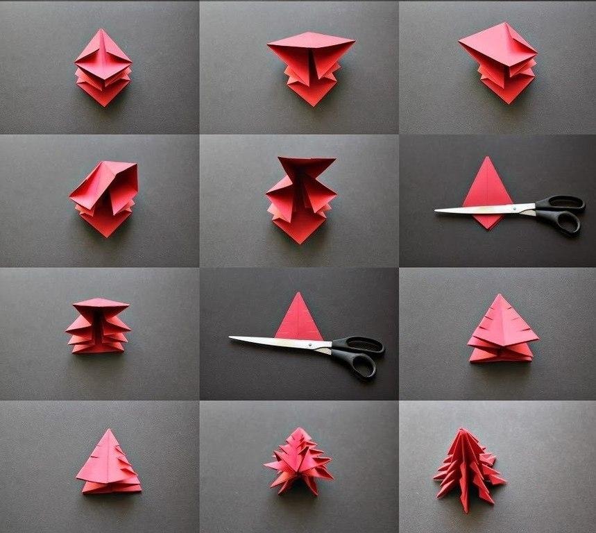 Как сделать игрушку из оригами