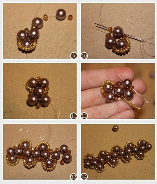Как плетется коса из хвостиков с резинками: пошаговые фото 38