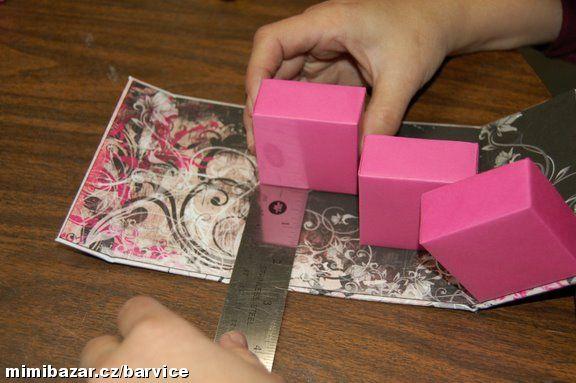 Мастер класс по изготовлению коробочки из картона