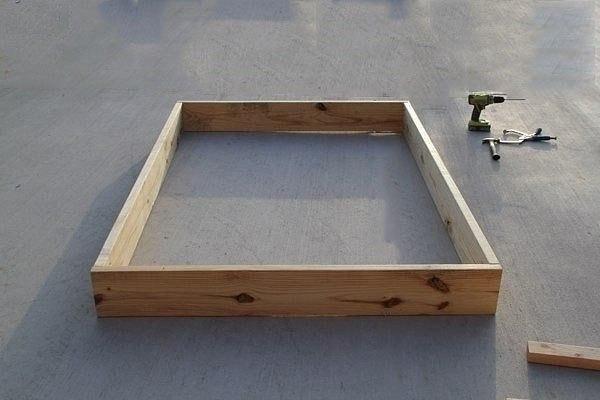 Спальня кровать на подиуме своими руками