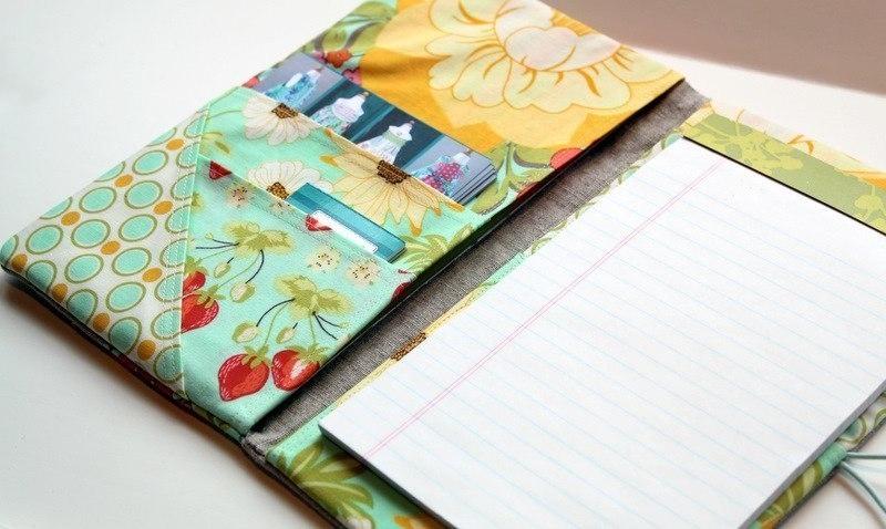 Как сделать блокнот для художников своими руками