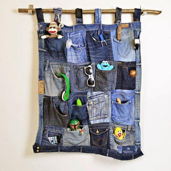 Из старых джинсов своими руками мк 84