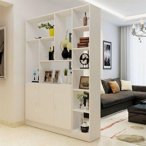 Идеи шкафов для зонирования
