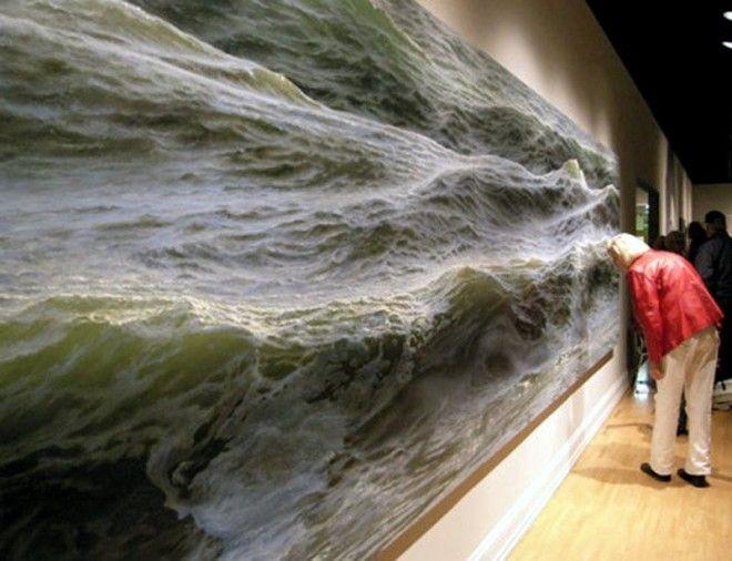 Живое море Рэна Ортнера 0
