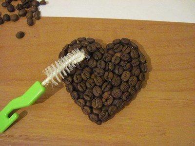 Простые идеи красивого декора из кофейных зерен 4