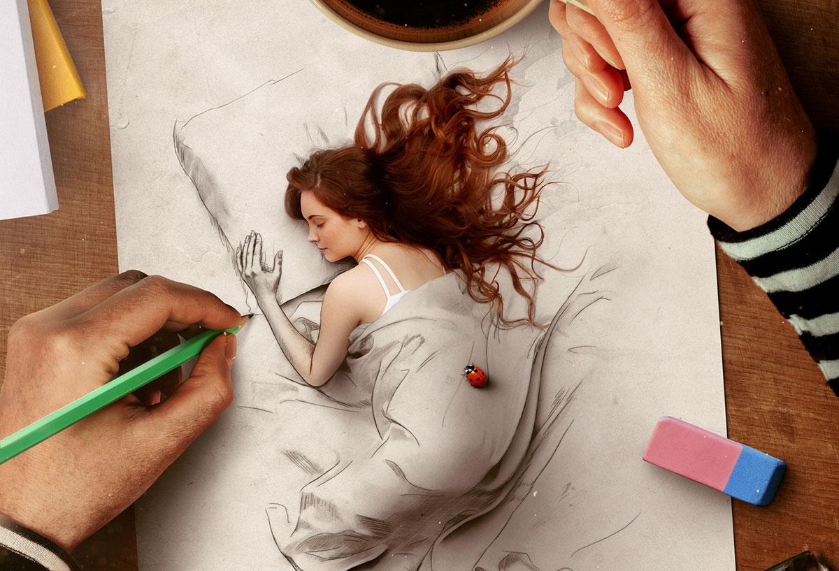 картинки где нарисован художником пряники