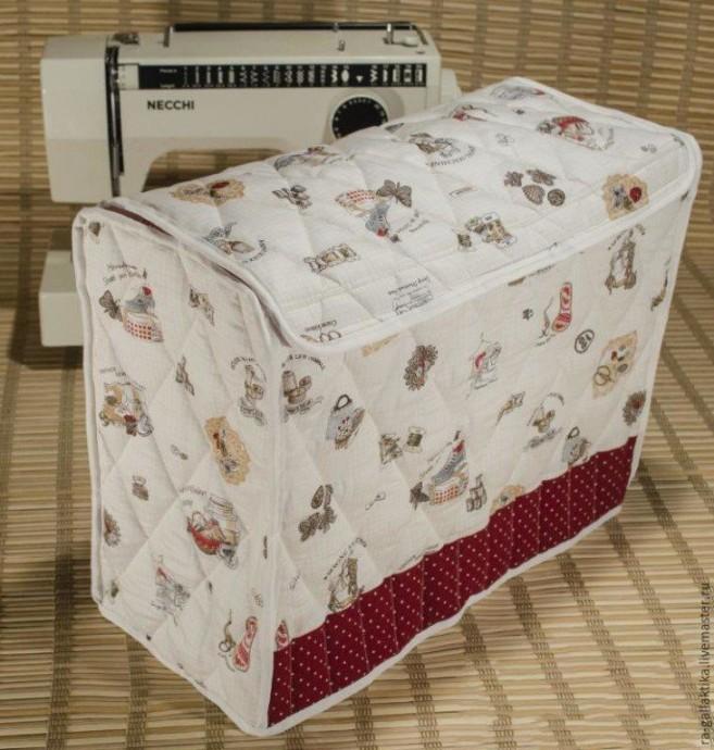 Шьем чехол для швейной машинки