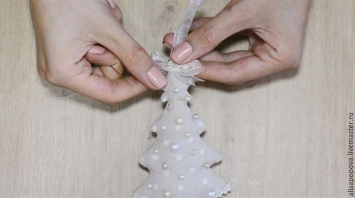 Создаем оригинальные рождественские ёлочные игрушки