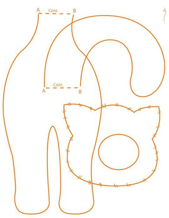 Интерьерные кошки 4