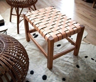 Создание плетеного стула своими руками