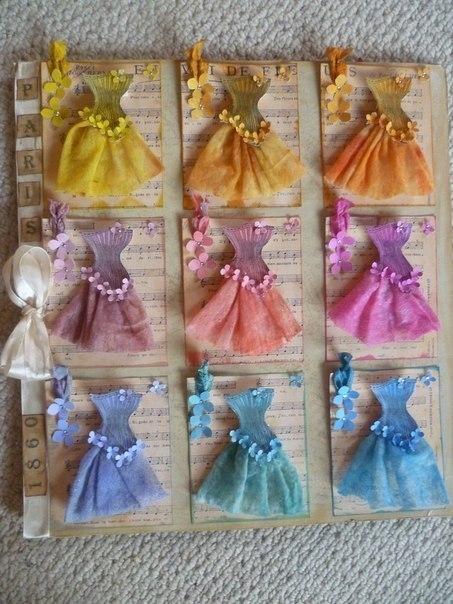 Открытка шкаф с платьями своими руками, новорожденной дочкой