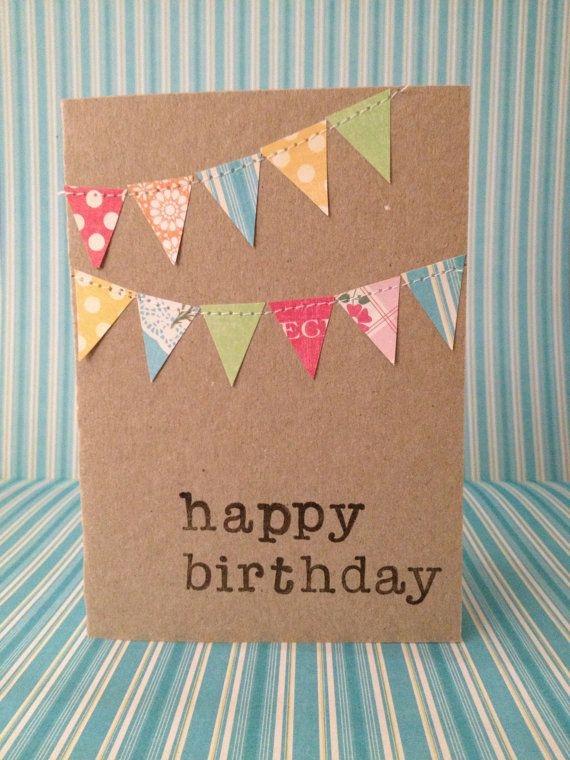 Как сделать самодельную открытку на день рождения брату