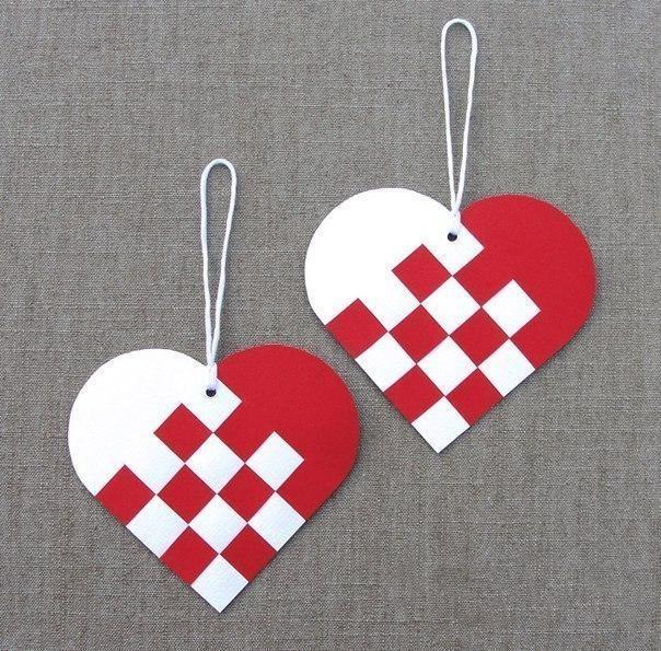 линдос плетение картинки из бумажных полосок сердце женщина