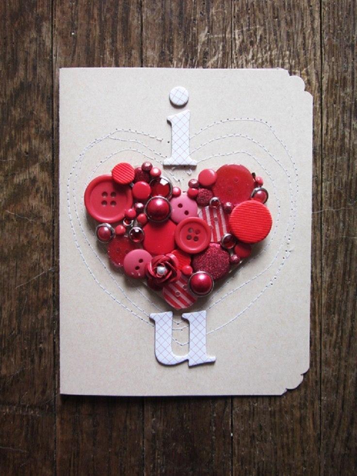 Открытки поздравления, открытки хенд мейд ко дню святого валентина